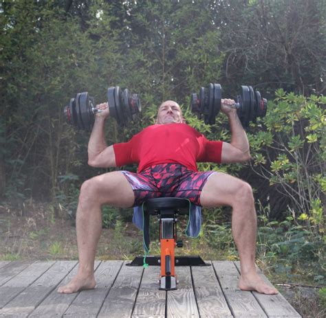 Developpe Incline Haltere by Exercices De Musculation Avec Halt 232 Res