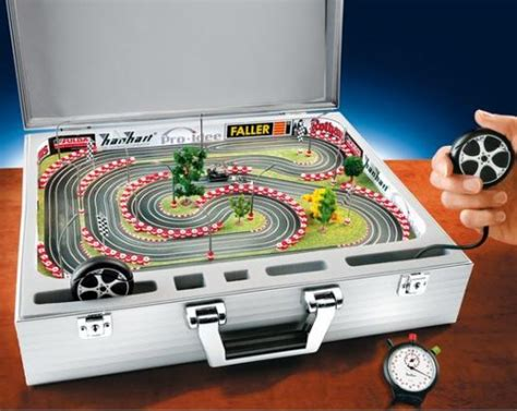 Rc Go Karts In A Briefcase by Kies Racing Track