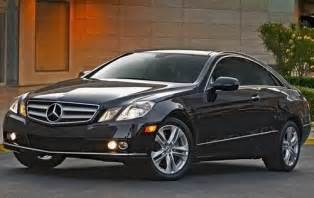 used 2011 mercedes e class pricing features edmunds