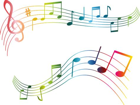 imagenes musicales 3d gifs y fondos pazenlatormenta notas musicales musica