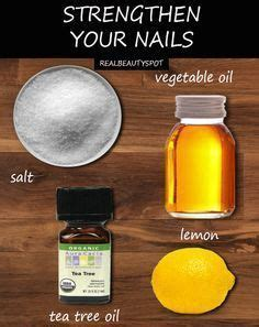 7 Ways To Strengthen Your Nails by Treatments To Strengthen Nails Diy And