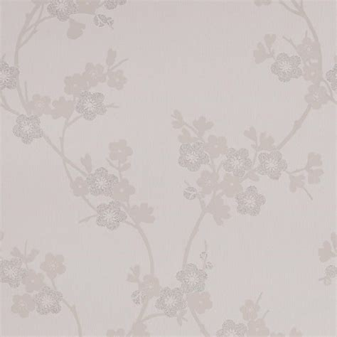 glitter wallpaper graham and brown graham brown superfresco cherry blossom glitter textured