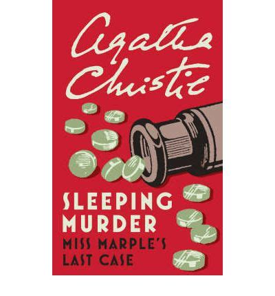 libro sleeping murder miss marple sleeping murder agatha christie 9780007121069
