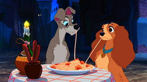 5 times lady tramp relationship goals