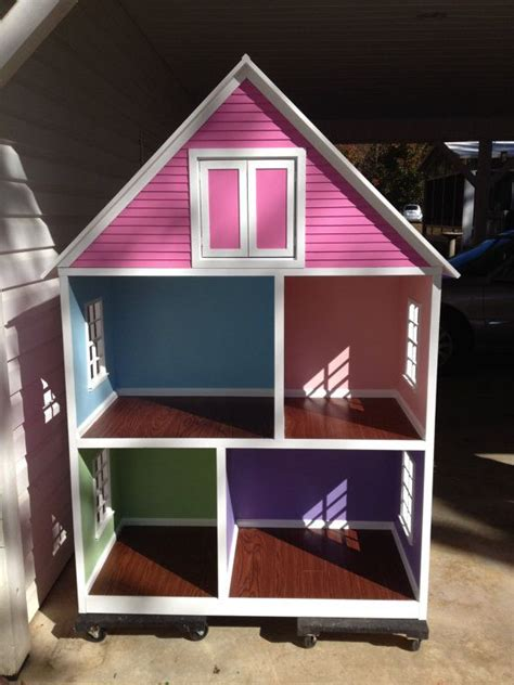 etsy american girl doll house de 25 bedste id 233 er inden for doll houses p 229 pinterest