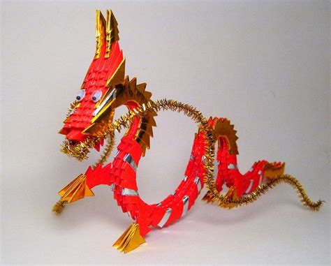 best 3d origami 146 best origami dragons images on