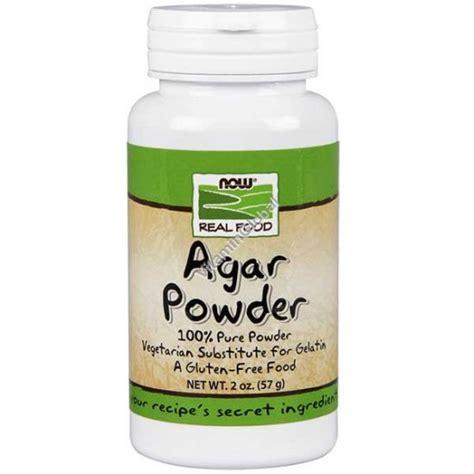 Agar Agar Powder agar agar powder 57g now foods
