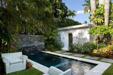 Small Rectangular Backyard Designs by 23 Small Pool Ideas To Turn Backyards Into Relaxing Retreats