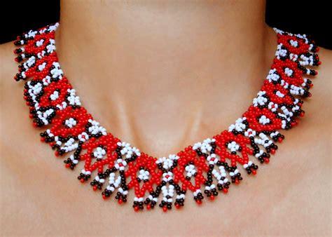 Handmade Beaded Jewelry Tutorials - on beading patterns bead patterns and