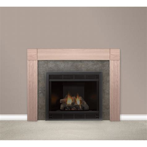 Flush Fireplace by Product Empire Comfort Systems Flush Mantel Surround