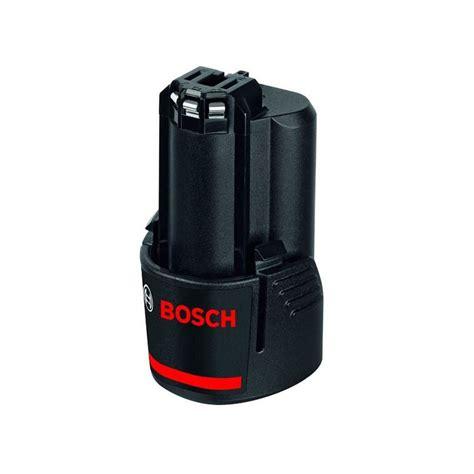 Bosch 12v 1 5ah Battery bosch 10 8v gba 12v 2 5ah li ion battery 2607337223 1600a004zl powertool world