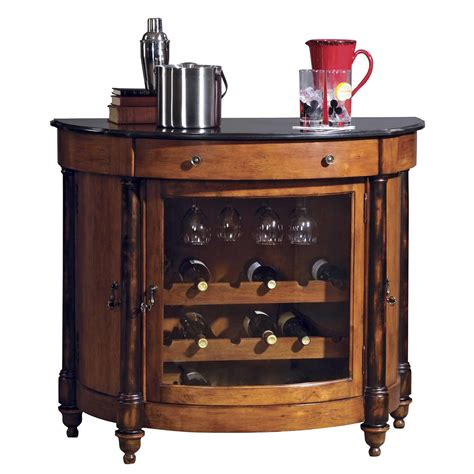 portable table top mini bar home bar design