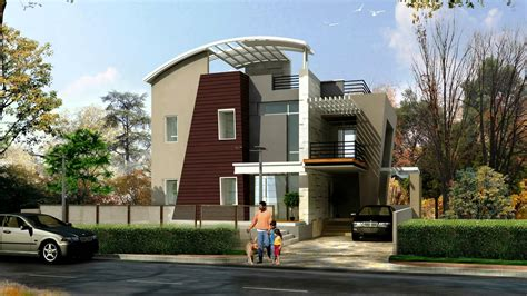 Kerala Homes Interior architecture 3d exterior rendering design ideas youtube