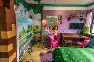Girls Theme Beds by Hotel Legoland Lego 174 Friends Room Legoland 174 Holidays