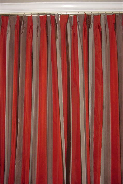 pinched drapes pinch pleat drapery bing images