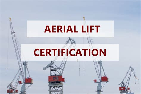 Scissor Lift Certification Card Template by Aerial Lift Certification Gallery Editable Certificate