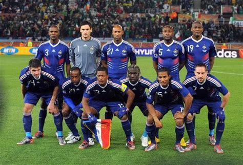football mondial  france afsud debouts les morts