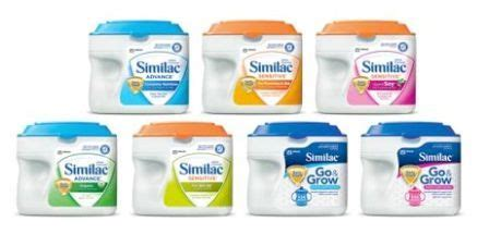 Similac Sweepstakes - voluntary similac formula recall