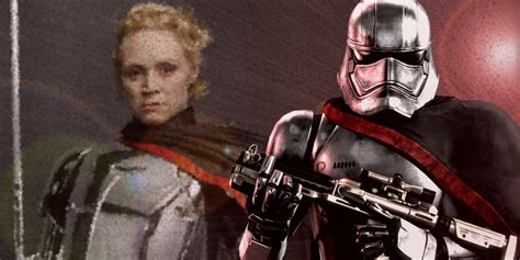 Converge Wars Captain Phasma wars phasma s backstory explained screen rant