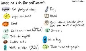Caitlin weber the importance of self care