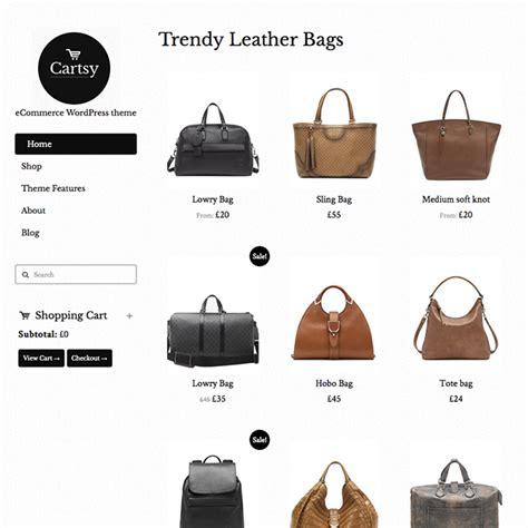themeforest quality standards cartsy e commerce wordpress theme wpexplorer