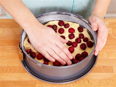 kuchen mit 2 eiern backen kuchen mit kirschen backen die besten tipps lecker