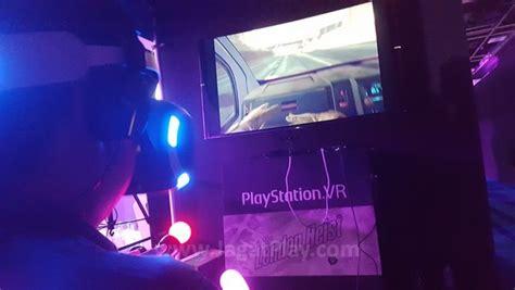 Sarung Tangan Vr playstation vr dikendalikan dengan sarung tangan jagat play