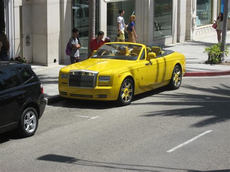 roll royce rolla 100 roll royce yellow rolls royce ghost u0027crazy
