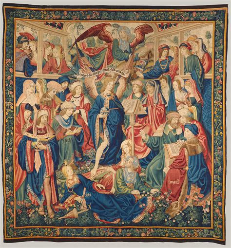 Tapisserie Renaissance by How And Renaissance Tapestries Were Made Essay