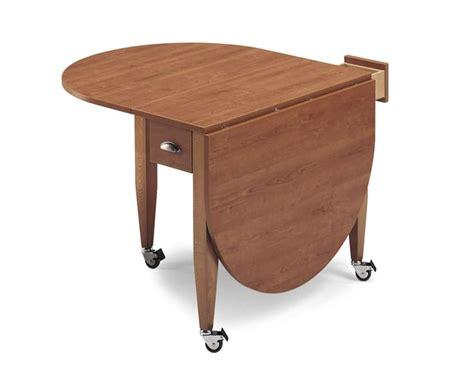 tavoli chiudibili tavolo pieghevole in faggio idfdesign