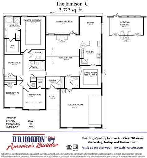 dr horton homes floor plans d r horton small kitchen ask home design