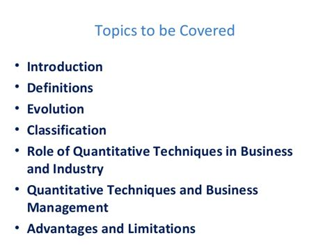Quantitative Techniques Notes For Mba mba i qt unit 1 basic quantitative techniques