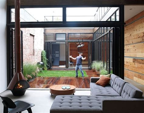 home design interior courtyard courtyards