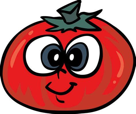 cartoon film about veg tomato clipart clipartion com
