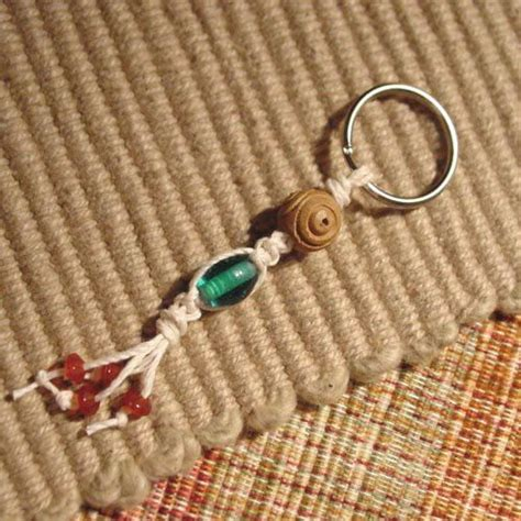 Macrame Keychain Patterns - macrame keychain pattern 28 images popular items for