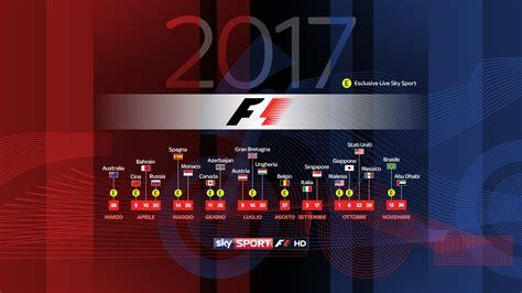 Calendario F1 2017 Calendario Formula 1 2017 In Pdf Stabile Sky Sport