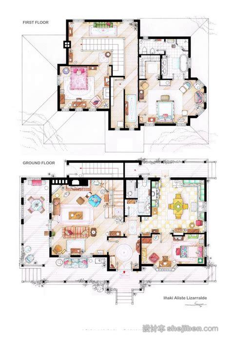 3rd fashion home design expo 私人二层别墅平面图大全 设计本装修效果图