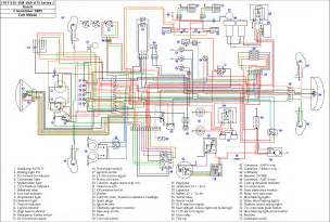 1980 yamaha xs1100 special wiring diagram 1980 get free image about wiring diagram