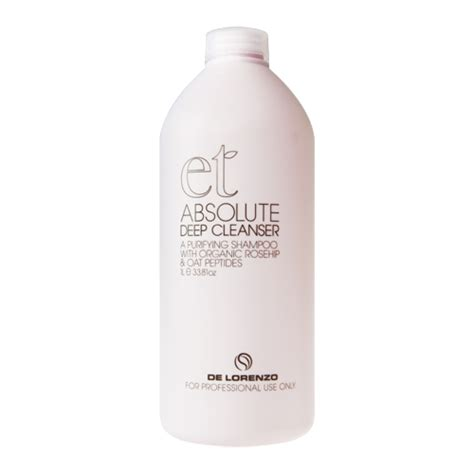 Absolute Cleanse And Detox by De Lorenzo Absolute Cleansing Shoo 1 Litre Buy