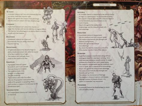 Printable Dm Screen 5e