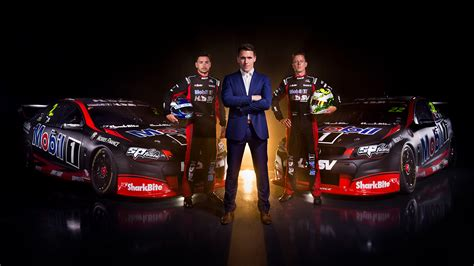 Racing Team Reveal Of Landmark Team S New Era Mobil 1 Hsv Racing Team