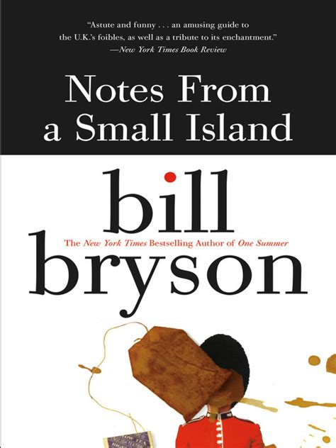 notes from a small notes from a small island ok virtual library overdrive