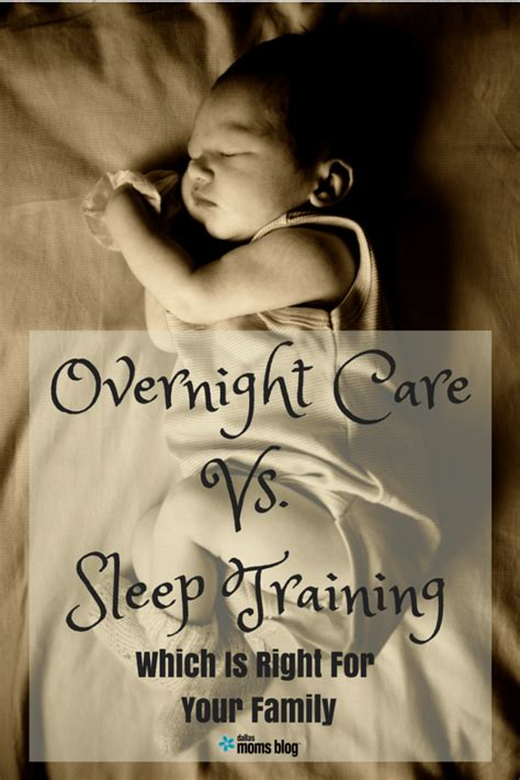 overnight care you thought about an overnight nanny sponsored