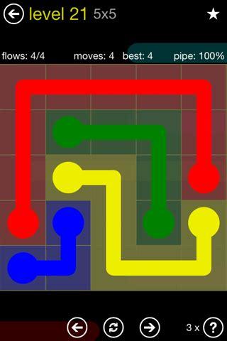 Set Angeli Flow Kid flow free solutions flow pack set 5x5 level 21