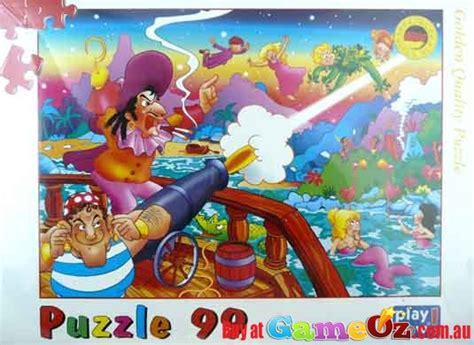 pan childrens jigsaw puzzle 99pc