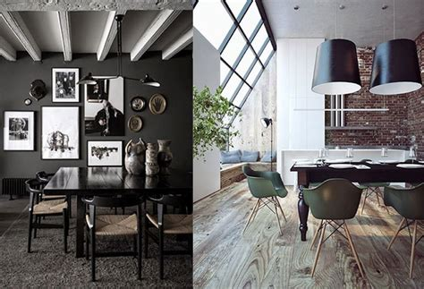 A man s guide to decorating a cool dining room