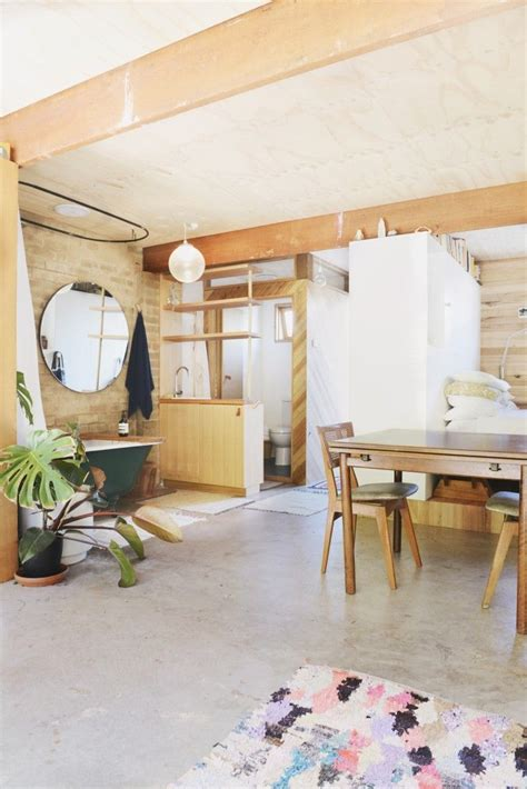 amazing garages transformed into homes garage turned into a studio apartment interiors