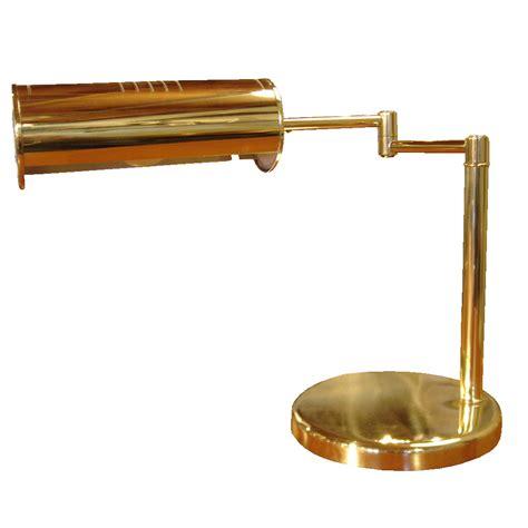 swing arm desk vintage nessen brass swing arm desk table l ebay