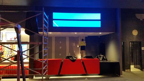 Event Cinemas Box Office Displays   Hurstville   S Tech Group