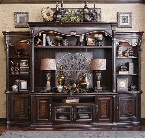 Decorating Ideas Entertainment Center Beautiful Entertainment Units And Tops On